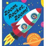 20 + Children's Books and DVDS With a Space Theme for kids: rockets, moon, stars, planets www.walkinthesunshineblog.blogspot.com