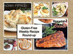 Gluten-Free Weekly Recipe Round-up #glutenfree #recipe