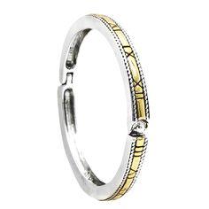 MODELO: B-AMPU675 PZA: Pulsera DESCRIPCION: Pulsera con baño de rodio y oro. #joyería #pulsera #fashion #followus #bracelet. Buy it on https://www.kichink.com/buy/501718/zienabisuteria/b-ampu675?byp455=true#.VP9kMr5Z9ao