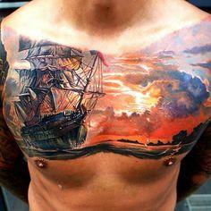 Done at Skull Tattoo Studio (Istanbul), Turkey