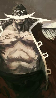 "White beard. Even though he was portrayed as a ""bad guy"" he taught so much. He cared about his crew no matter what"