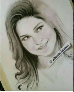 My favourite actress sketch...