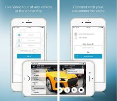 The LVS™ (LIVE VIDEO STREAMING™) application is the next evolution in lead generation / conversion for both automotive dealers and commercial truck dealers. The Autoxloo LVS™ enables the sales person to provide a live video tour of any vehicle at their dealership.