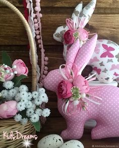 Easter Crafts, Happy Easter, Sewing Crafts, Ornament, Wraps, Gift Wrapping, Seasons, Embroidery, Dolls