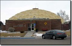 my first hometown of Blackfoot, Idaho. Spent countless hours at the Municipal Swimming Pool! :)