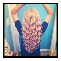 perfect curls for you to do to my hair