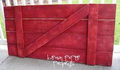 {DIY barn door} - Simply Kierste