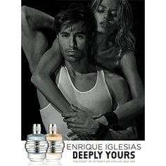 Deeply Yours for Him von Enrique Iglesias - #fragrance #perfumenews #scentnews #scent2015 #perfume2015 #fragrancenews #scentnew…