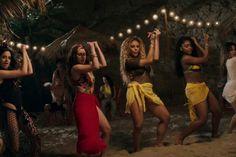 Dance scene in AIMH Music Video.