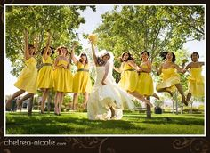 And it was all yellow.... - Chatty Brides - Southern New England Weddings - ChattyBrides.com