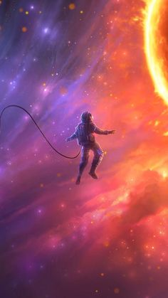 Sky cg artwork space nebula fictional character illustration iphone wallpaper godmother_by_fmacmanus Wallpaper Sky, Space Phone Wallpaper, Planets Wallpaper, Scenery Wallpaper, Wallpaper Backgrounds, Screen Wallpaper, Nebula Wallpaper, Kawaii Wallpaper, Wallpaper Quotes