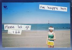 Happy where you are.