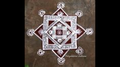 KOLAM ALBUM (Padi Kolam) Indian Rangoli, Simple Rangoli, Padi Kolam, About Me Blog, Interiors, Album, Gifts, Presents, Interieur