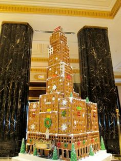 New York City Gingerbread- good enough to eat!