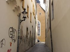 Altstadtrundgang - Richtung Petrikirche  #diewocheaufinstagram #ausflug #momentaufnahme #altstadt #freiberg #sachsen