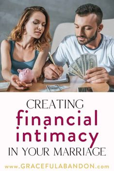 finance in marriage So many people focus on physical, mental, and emotional intimacy in marriage, but forget about financial. The truth is that money stress can destroy your marriage, so build financial intimacy and strengthen your relationship. Intimacy In Marriage, Biblical Marriage, Happy Marriage, Marriage Advice, Marriage Help, Quotes Marriage, Toxic Relationships, Healthy Relationships, Love You Husband