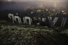 The Hollywood Sign - Ben Tierney