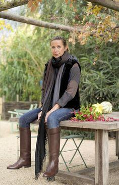 Veronika Belotserkovskaya #hermes #boots #belonika
