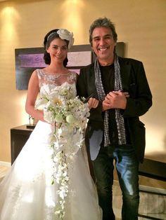 Livia Brito protagoniza Muchacha italiana viene a casarse