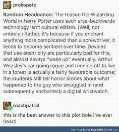 Awesome plot hole explanation