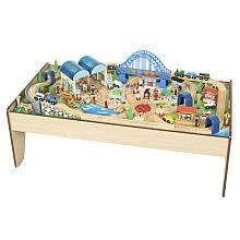 Imaginarium Wooden Train Table - $52 FS @ TRU (was $130) #LavaHot http://www.lavahotdeals.com/us/cheap/imaginarium-wooden-train-table-52-fs-tru-130/154687?utm_source=pinterest&utm_medium=rss&utm_campaign=at_lavahotdealsus