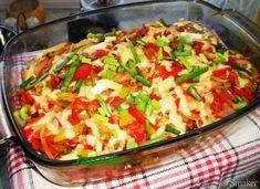 Ryba z warzywami Mashed Potatoes, Ethnic Recipes, Food, Whipped Potatoes, Smash Potatoes, Essen, Meals, Yemek, Eten
