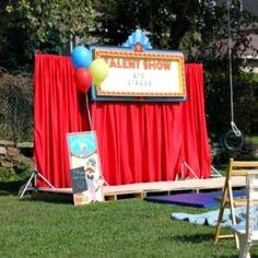 Host a Neighborhood Carnival!