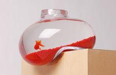 aquário original objeto de desejo bubble tank psalt design
