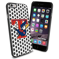 "MLB BlueJays iPhone 6 4.7"" Case Cover Protector for iPhone 6 TPU Rubber Case SHUMMA http://www.amazon.com/dp/B00WMV5MXA/ref=cm_sw_r_pi_dp_QkYovb071NKPH"
