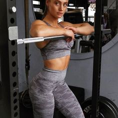 Why two-piece workout set. (Legging + Sports Bra)Working out has become a lifestyle. We want everyone to feel more fashionable in their sports. These workout sets can help you to achieve the next level of your fitness goal and the world deserves. Gym Accessories, Pants For Women, Clothes For Women, Seamless Leggings, Two Piece Outfit, Workout Gear, Butt Workout, Summer Sale, Yoga Fitness