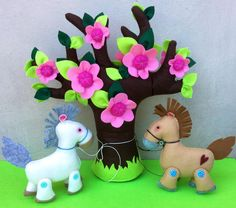 My Spring http://www.therockinghorse.net/2015/04/primavera.html