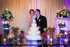 Casamento Patricia & Rafael #casamento #wedding #noiva #bride #noivo #groom #love #amor #decoração #decor