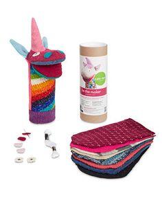 Cate & Levi Unicorn DIY Puppet Kit - Toys & Games - Kids & Baby - Macy's