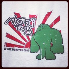 Happy national screenwriting day! I just happened to have on a Nori Toy shirt I printed. - @noritoy- #webstagram