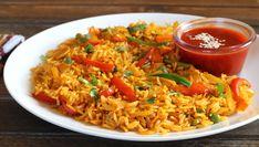 Chilli Coriander Rice