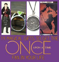 """19 Magical Gifts To Get The """"Once Upon A Time"""" Fan In Your Life"""