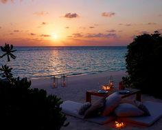 Dream away: Maldiverna
