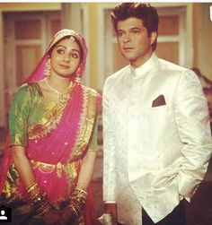 Classic Bollywood - Sridevi and Anil Kapoor
