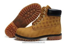 uk availability 77b92 649ff Men s 6-Inch Basic with Padded Collar Custom Timberland Boots, Timberland  Style, Custom