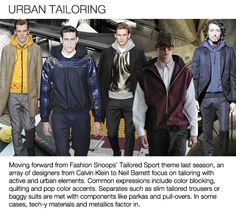URBAN TAILORING - fw aw 13 14_Fashion Color Trend_3 Mens