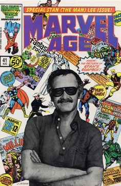 Marvel Age Classic Stan Lee Cover CGC for sale online Marvel Comics, Comics Spiderman, Marvel E Dc, Marvel Heroes, Marvel Avengers, Marvel Man, Marvel Universe, Batman, Comic Book Characters