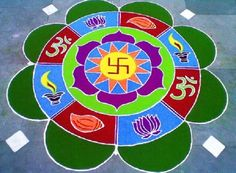 Find some beautiful and mesmerizing rangoli designs and patterns here. We have collected some of the best diwali rangoli designs that you can try on rangoli making competition or use to decorate your home and office for the celebration Easy Rangoli Designs Diwali, Rangoli Ideas, Diwali Rangoli, Simple Rangoli, Traditional Rangoli Design, Small Rangoli Design, Beautiful Rangoli Designs, Ganesha Rangoli, Ganesha Art