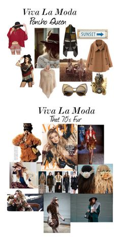 """70's Inspired"" by xviva-la-modax on Polyvore"