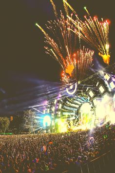 'The area of the Events Industry you want to work in' 'Ultra Music Festival 2014 | Miami, FL