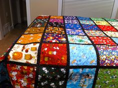 Grant Snoopy Quilt