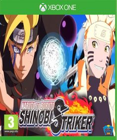 BANDAI NAMCO Entertainment Europe is really pleased to reveal today more details about the gameplay of its acrobatic ninja battle action game, NARUTO TO BORUTO: SHINOBI STRIKER, developed by Soleil Ltd. and scheduled for release on Xbox One and PC. Ps4 Or Xbox One, Xbox One Games, Ps4 Games, Steam Pc, Playstation, Naruto Shippuden, Ninja Battle, Seventh Hokage, Ninja Games