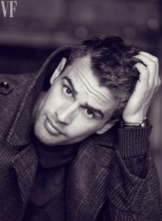 So umm can I gave Theo James for my birthday????