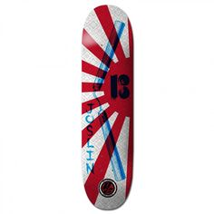 Plan B Joslin Warrior P2 Skateboard Deck - 8.125