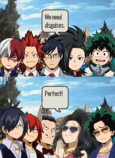My Hero Academia Memes My Hero Academia's a motivational anime with heavy character development, and some impressive lines throughout. Here are the best quotes worth sharing from Izuku, Shoto, Bakugo and more! My Hero Academia Memes, Hero Academia Characters, My Hero Academia Manga, Buko No Hero Academia, Anime Meme, Manga Anime, Chibi, Bakugou And Uraraka, Tamaki