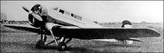 Avion Argentino Triplaza 1932